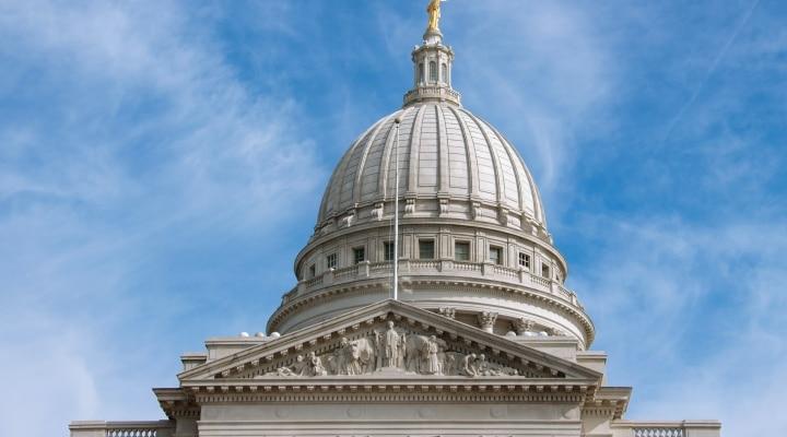 Madison Wisconsin Capitol