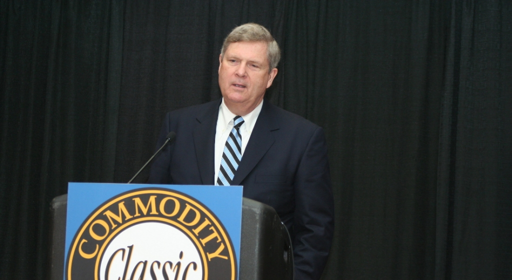 USDA Secretary Vilsack confirmed as keynote speaker for Commodity Classic
