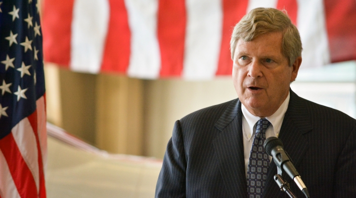 Agriculture Secretary Tom Vilsack. (U.S. Department of Agriculture, Flickr/Creative Commons)