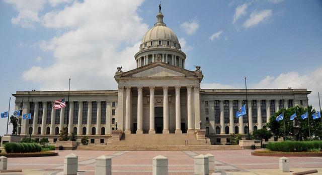 Oklahoma Farm Bureau's WLC provides products to legislators