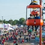 Nebraska State Fair Skytram