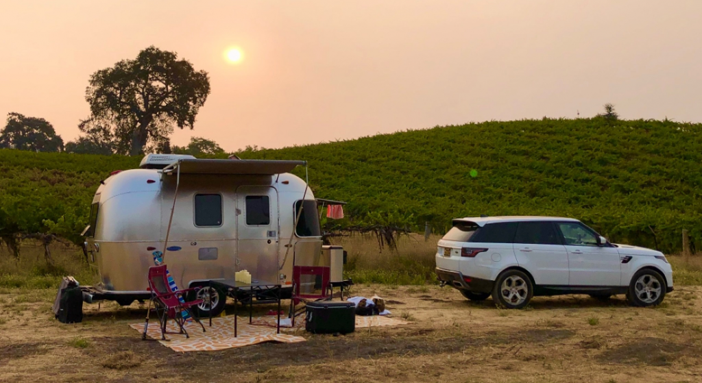 Harvest Hosts connects travellers with farms, bespoke locations