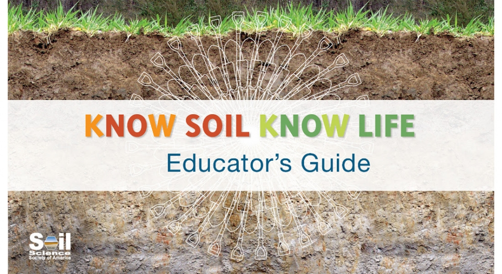Free K-12 resources developed for teaching soil science
