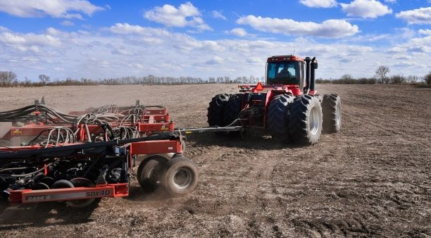 Weekly Wheat Update- Planting starts under difficult conditions
