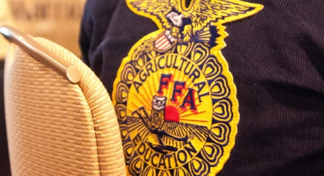 Students leaders prepare for the 94th National FFA Convention & Expo