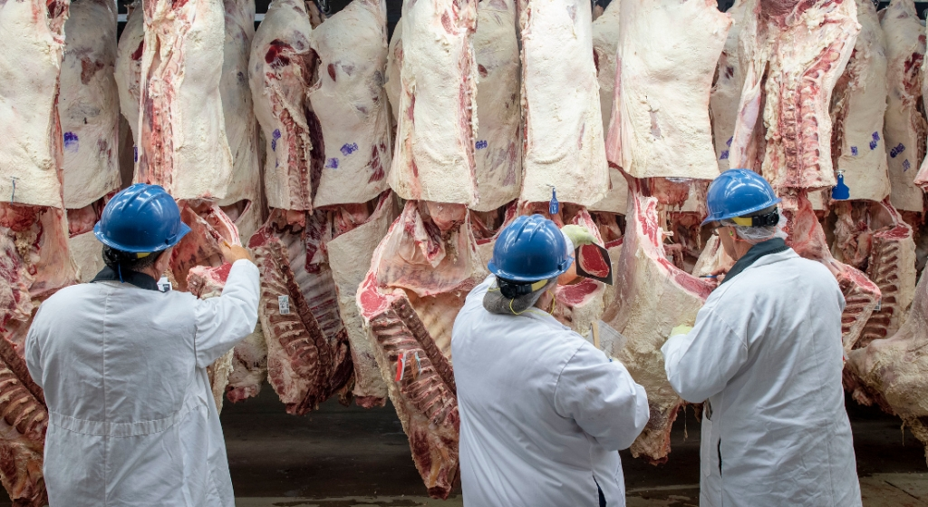 Grants support meat & poultry inspection operations