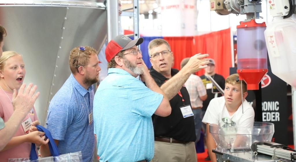 World Pork Expo 2021 reflects producer optimism, commitment