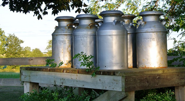 CDFA recalls raw milk produced at Schoch Family Farmstead