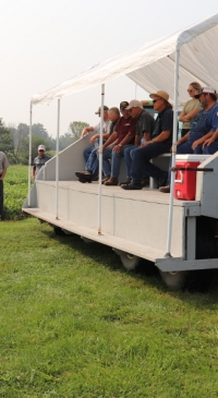 Best management practices covered at recent field day