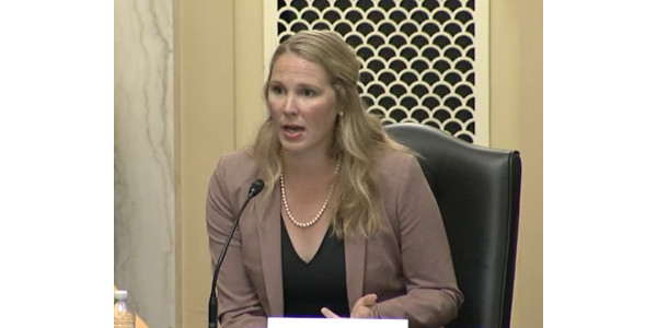 Edge Dairy Farmer Cooperative member testifies about milk pricing reform