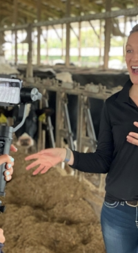 Virtual farm tours draw 30,000+ live viewers to learn about dairy